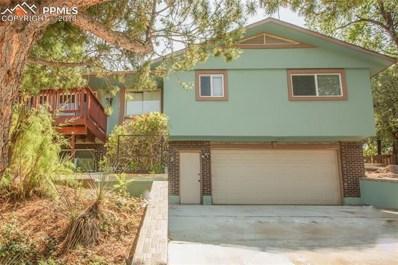 1625 Sanderson Avenue, Colorado Springs, CO 80915 - MLS#: 9157811