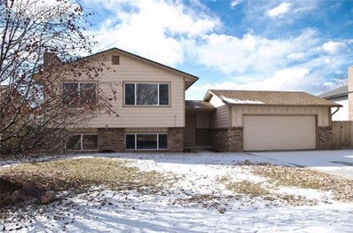 4933 Turquoise Circle, Colorado Springs, CO 80917 - MLS#: 9161567