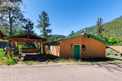 7935 Topeka Avenue, Cascade, CO 80809 - MLS#: 9163751