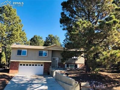 1727 Sanderson Avenue, Colorado Springs, CO 80915 - MLS#: 9169548