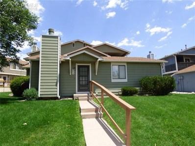 2654 Hearthwood Lane, Colorado Springs, CO 80917 - MLS#: 9171380