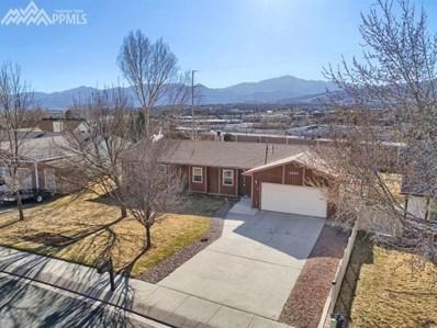 6250 Pulpit Rock Drive, Colorado Springs, CO 80918 - MLS#: 9198738