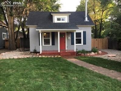 833 E Willamette Avenue, Colorado Springs, CO 80903 - MLS#: 9201520