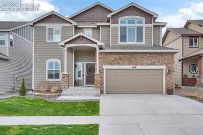 6908 Black Saddle Drive, Colorado Springs, CO 80924 - MLS#: 9205900
