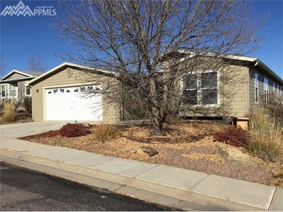 4620 Gray Fox Heights, Colorado Springs, CO 80922 - MLS#: 9216910