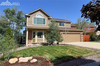 2620 Clapton Drive, Colorado Springs, CO 80920 - MLS#: 9220914