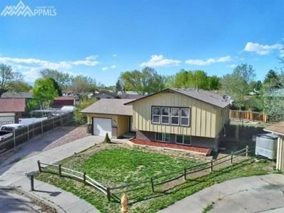 7010 Loveland Terrace, Fountain, CO 80817 - MLS#: 9228318