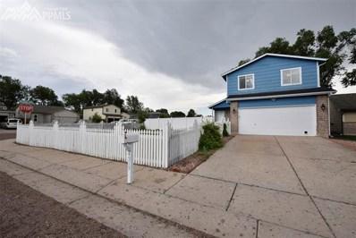 4515 Forsyth Drive, Colorado Springs, CO 80911 - MLS#: 9230094