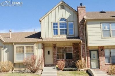 6819 Overland Drive, Colorado Springs, CO 80919 - MLS#: 9235445