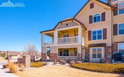 5378 Palomino Ranch Point UNIT 205, Colorado Springs, CO 80922 - MLS#: 9238137