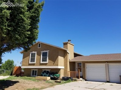 6980 Goldfield Drive, Colorado Springs, CO 80911 - MLS#: 9239238