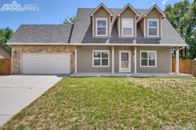 345 Libby Court, Colorado Springs, CO 80911 - MLS#: 9244096