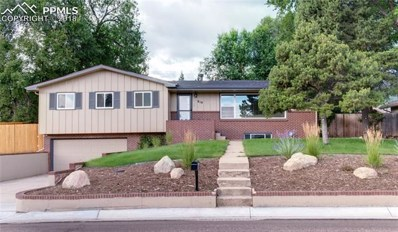 810 Orion Drive, Colorado Springs, CO 80906 - MLS#: 9245970