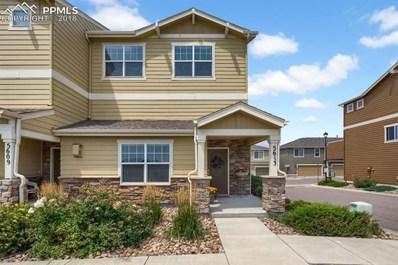 5613 Saint Patrick View, Colorado Springs, CO 80923 - MLS#: 9248228