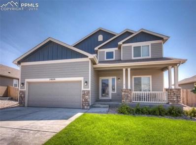 10574 Abrams Drive, Colorado Springs, CO 80925 - MLS#: 9267324