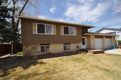 1324 Nokomis Drive, Colorado Springs, CO 80915 - MLS#: 9269227