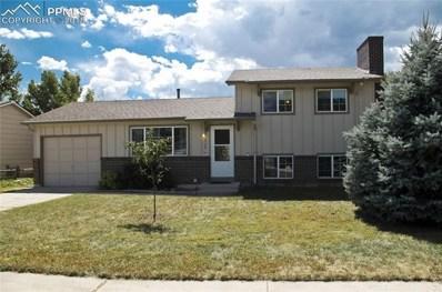 3729 Surrey Lane, Colorado Springs, CO 80918 - MLS#: 9271611