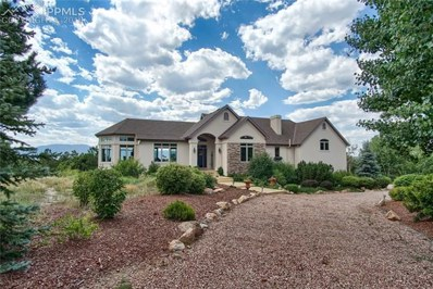 17810 Minglewood Trail, Monument, CO 80132 - MLS#: 9272318