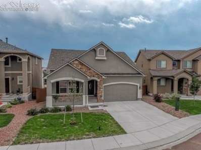 7525 Shallow Brooke Place, Colorado Springs, CO 80922 - MLS#: 9274528