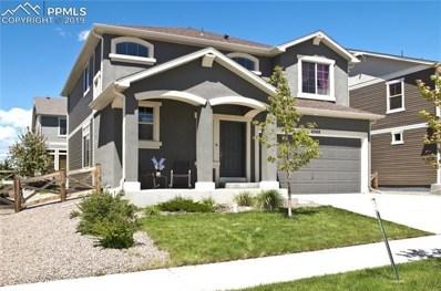 6568 Cottonwood Tree Drive, Colorado Springs, CO 80927 - MLS#: 9279590