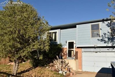 3105 Sunray Place, Colorado Springs, CO 80916 - MLS#: 9291210