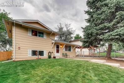 2290 Pepperwood Drive, Colorado Springs, CO 80910 - MLS#: 9291696