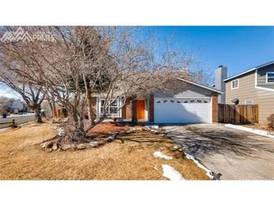 3510 Sydney Terrace, Colorado Springs, CO 80920 - MLS#: 9294089