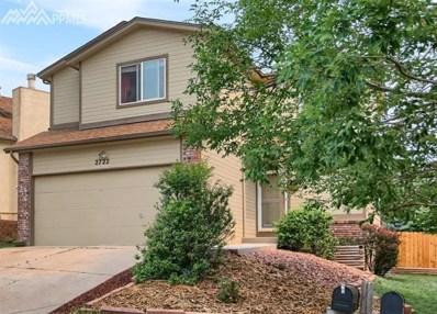 2722 Front Royal Drive, Colorado Springs, CO 80919 - MLS#: 9294412