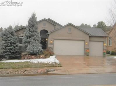 2253 Collegiate Drive, Colorado Springs, CO 80918 - MLS#: 9297928