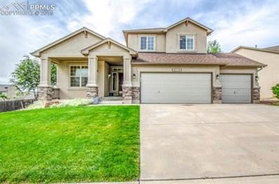 7383 Gardenstone Drive, Colorado Springs, CO 80922 - MLS#: 9298395