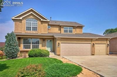 3741 Red Baron Drive, Colorado Springs, CO 80911 - MLS#: 9324893