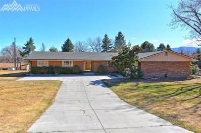 3005 Wellshire Boulevard, Colorado Springs, CO 80910 - MLS#: 9325718