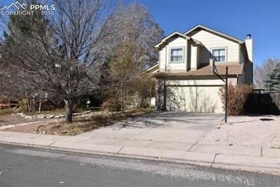 4580 Hagerwood Street, Colorado Springs, CO 80920 - MLS#: 9329212