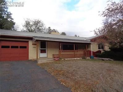 1014 Mercury Drive, Colorado Springs, CO 80905 - MLS#: 9333326