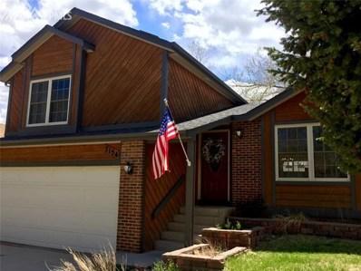 7154 Aspen Glen Lane, Colorado Springs, CO 80919 - MLS#: 9334392