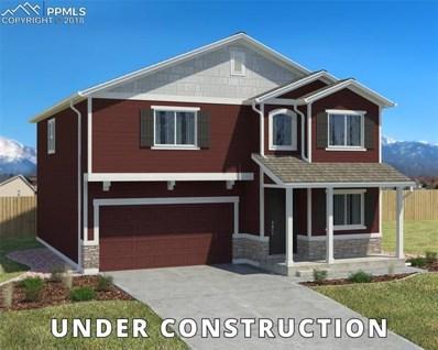 7243 Silver Moon Drive, Colorado Springs, CO 80923 - MLS#: 9340826