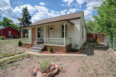 16 W Mill Street, Colorado Springs, CO 80903 - MLS#: 9342656