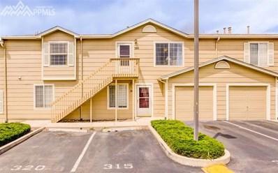 316 Ellers Grove, Colorado Springs, CO 80916 - MLS#: 9344124