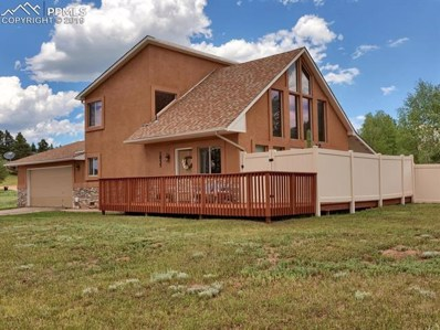 1855 Chippewa Trail, Woodland Park, CO 80863 - #: 9347639
