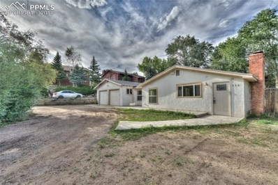820 W Van Buren Street, Colorado Springs, CO 80907 - MLS#: 9352415