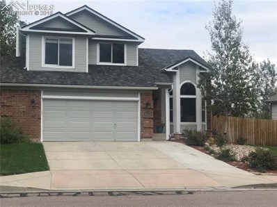 4260 Danceglen Drive, Colorado Springs, CO 80906 - MLS#: 9360658