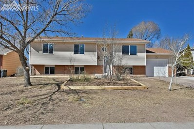 7330 Caballero Drive, Colorado Springs, CO 80911 - MLS#: 9373798