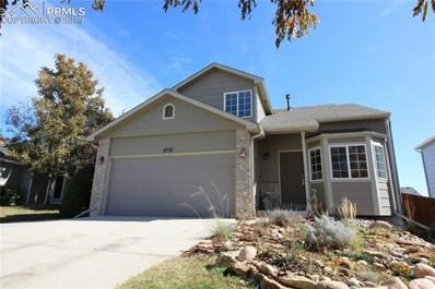 5757 Uncompahgre Street, Colorado Springs, CO 80923 - MLS#: 9397546
