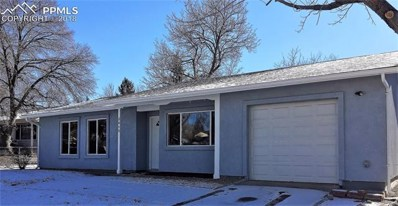 2815 Gomer Avenue, Colorado Springs, CO 80910 - MLS#: 9406723