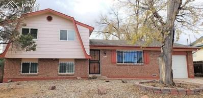 2014 Kodiak Drive, Colorado Springs, CO 80910 - MLS#: 9407605