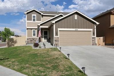 6103 Wallowing Way, Colorado Springs, CO 80925 - MLS#: 9419452