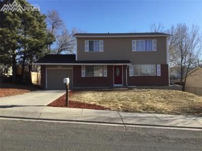 2215 Pepperwood Drive, Colorado Springs, CO 80910 - MLS#: 9423481