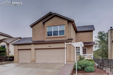 2834 Front Royal Drive, Colorado Springs, CO 80919 - MLS#: 9436958