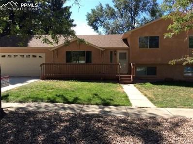 3001 San Luis Drive, Colorado Springs, CO 80909 - MLS#: 9438199