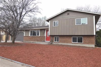 1175 Babcock Road, Colorado Springs, CO 80915 - MLS#: 9444484
